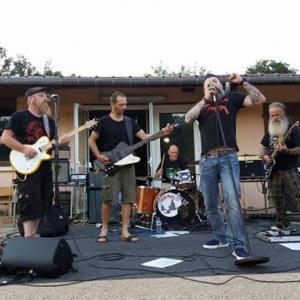Les Graves aux BrioFolies 2018, festival rock, Essonne 91