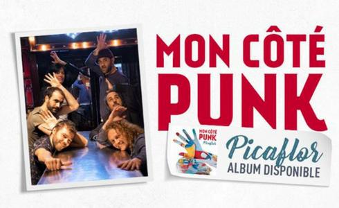 photo de Mon coté Punk aux BrioFolies 2018, festival rock, Essonne 91